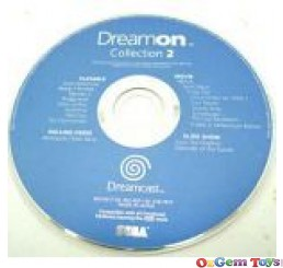 DreamOn Collection 2 - Dreamcast - PAL