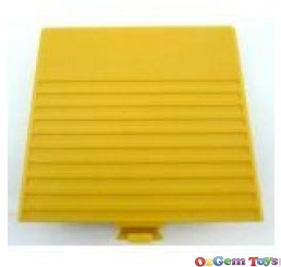 Game boy Original Battery Cover Yellow