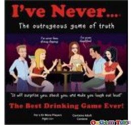I've Never Drinking Game Of Truth