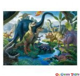 Land of the Giants Ravensburger Jigsaw Puzzle 100 Pieces