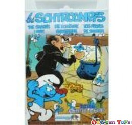 The Smurfs Sega Game Gear Game