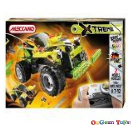 Meccano Xtreme 4x4 All Terrain With Motor