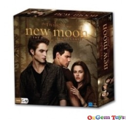 The Twilight Saga New Moon The Movie Board Game New