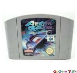 Aero Gauge Nintendo 64 Game