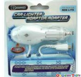 Nintendo DS Lite Car - Lighter Adaptor