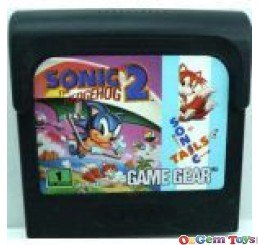 Sonic The Hedgehog 2 Game Gear Game