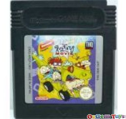 The Rugrats Movie Game Boy Original Game