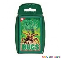 Top Trumps Bugs the World's Creepiest Crawlies!