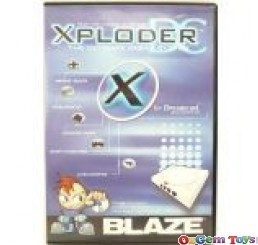 Xploder For Sega Dreamcast