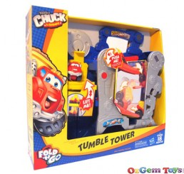 Tonka Chuck Tumble Tower