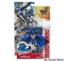 Transformers Dinobot Strafe Spin Attack Transforming Toy