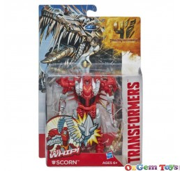 Transformers Scorn Tail Whip Transforming Toy