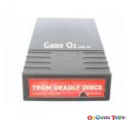 Tron Deadly Discs Mattle Intellivision Game