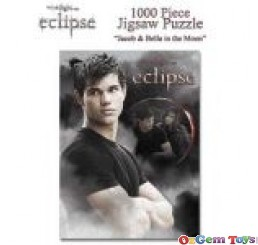 Twilight Eclipse Jacob & Bella In The Moon Jigsaw Puzzle 1000 Pieces