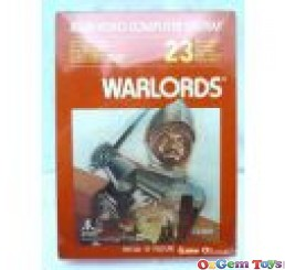 Warlords Atari 2600 Game NEW Sealed RARE Find