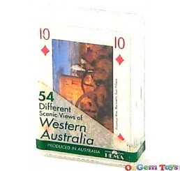 Western Australia Playing Cards Hema
