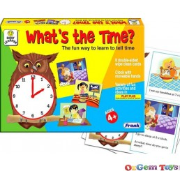Whats The Time Game
