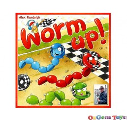 Worm Up by Alex Randolf Strategy Game